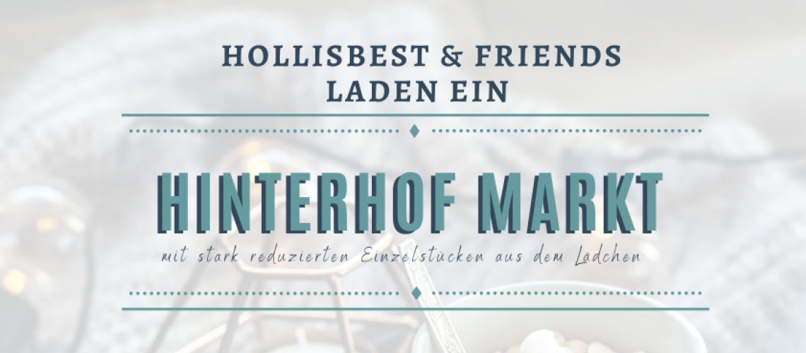 Instagram-Post Hinterhofmarkt2021